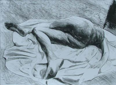 Laying Figure(sketch)