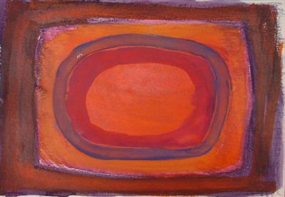 Rothko Influenced Study 6