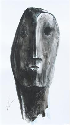 Study from Henry Moore-Head 1984(Prep Study)
